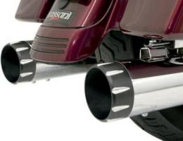 "Billet 3"" Custom Exhaust Tips"