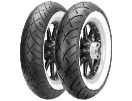 Metzeler ME 880 Wide White Wall Tires