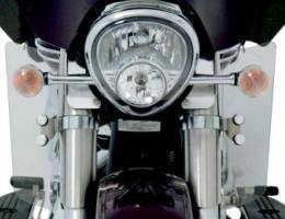 Yamaha V Star 1300 Lowers / Fork Mount Deflectors