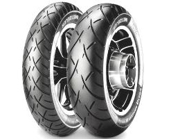 Yamaha V Star 650 Metzeler Motorcycle Tires