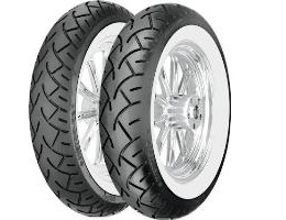 Metzeler ME Wide White Wall Motorcycle Tires