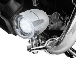 Indian Springfield | Dark Horse Engine Guard Driving Lights